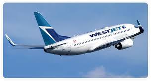 هواپیما هواپیمایی وست جت کانادا WestJet Airline