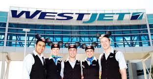 مهمانداران هواپیمایی وست جت کانادا WestJet Airline