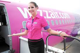 مهمانداران هواپیمایی ویز ایر مجارستان Wizz Air Airlines