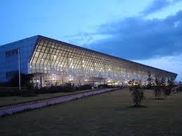 نمایی از فرودگاه بوول اتیوپی