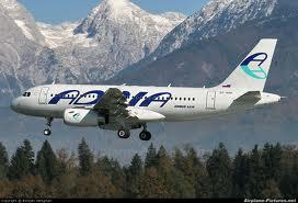خرید بلیط هواپیما از سایت هواپیمایی آدریا ایرویز adria.si