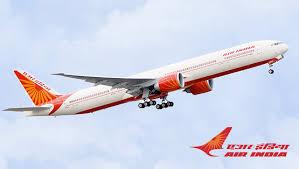 خرید بلیط هواپیما از سایت هواپیمایی ایر ایندیا airindia.in