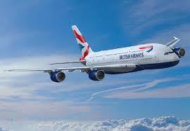 خرید بلیط هواپیما از سایت هواپیمایی بریتیش ایرویز britishairways.com