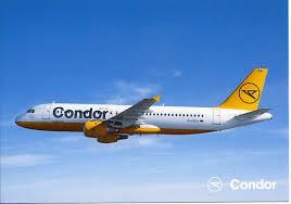 خرید بلیط هواپیما از سایت هواپیمایی کندر condor.com