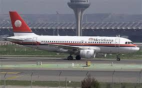 خرید بلیط هواپیما از سایت هواپیمایی مریدیانا meridiana.it