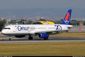 خرید بلیط هواپیما از سایت هواپیمایی اونور ایر onurair.com