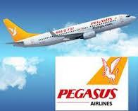 خرید بلیط هواپیما از سایت هواپیمایی پگاسوس flypgs.com
