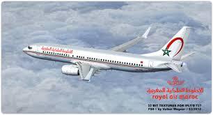 خرید بلیط هواپیما از سایت هواپیمایی رویال مراکش royalairmaroc.com