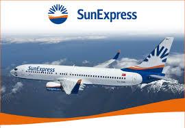 خرید بلیط هواپیما از سایت هواپیمایی سان اکسپرس sunexpress.com