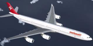 خرید بلیط هواپیما از سایت هواپیمایی سوئیس ایر swissair.com