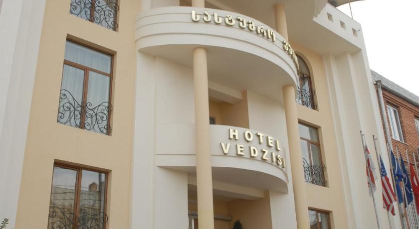 هتل ودزیسی تفلیس Vedzisi Hotel - هتل ارزان در تفلیس