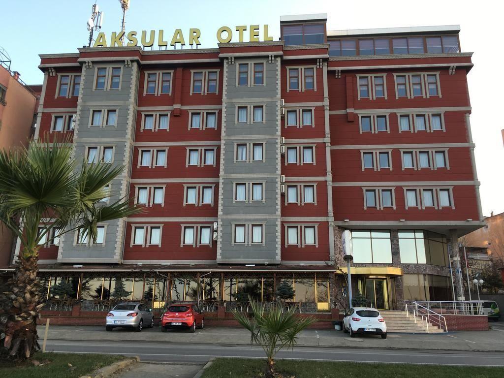 قیمت هتل در ترابزون - هتل آکسولار ترابزون Aksular Hotel