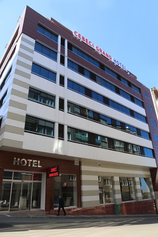 بهترین هتل ترابزون - هتل گرند کبک ترابزون Cebeci Grand Otel