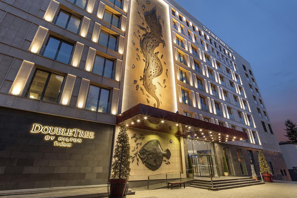 بهترین هتل 5 ستاره ترابزون - هتل دابل تری بای هیلتون ترابزون DoubleTree by Hilton Trabzon