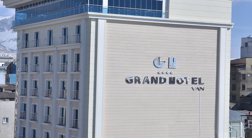 رزرو هتل ارزان در وان - هتل گرند وان Grand Hotel Van