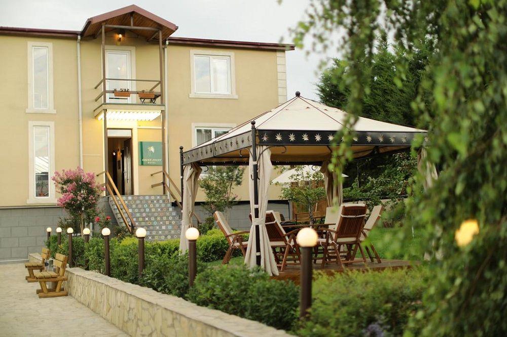 هتل گرین پوینت تفلیس Green Point Hotel - فهرست هتل های تفلیس به ترتیب قیمت