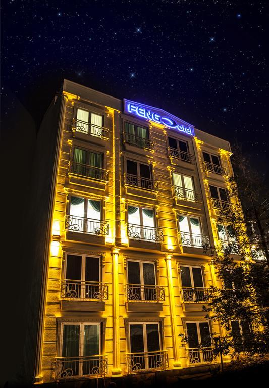 قیمت هتل در ترابزون برای هر شب و 3 شب - هتل فنگو ترابزون Hotel Fengo