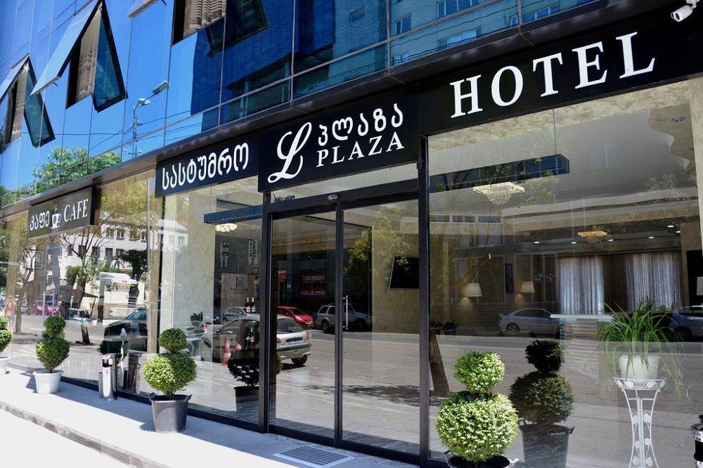 هتل ال پلازا تفلیس L plaza hotel - ارزانترین قیمت هتل های 4 ستاره تفلیس