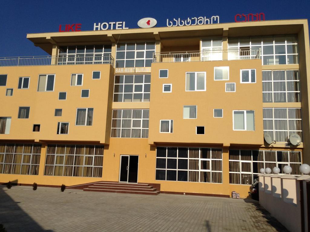 هتل لایک تفلیس Like Hotel- لیست هتل های 3 ستاره تفلیس