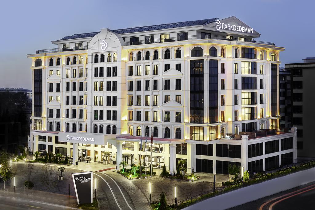 کارگزار اصلی هتل های ترابزون - پارک دادمان ترابزون Park Dedeman Trabzon