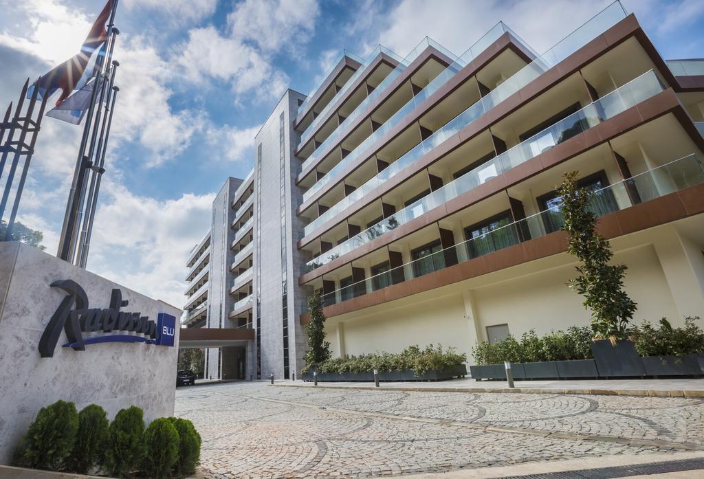 کمترین قیمت رزرو هتل در شهر ترابزون - هتل رادیسون بلو ترابزون Radisson Blu Hotel