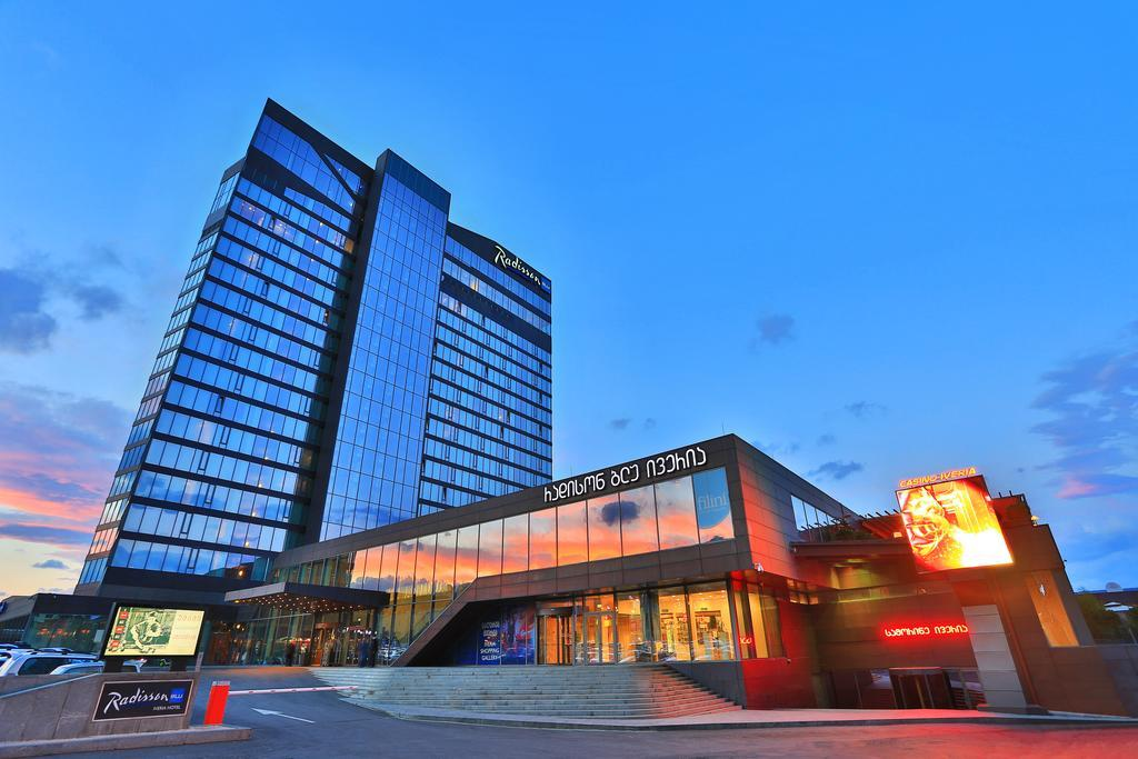 هتل رادیسون بلو تفلیس Radisson Blu Hotel - رزرو آنلاین هتل های تفلیس با ارزانترین قیمت