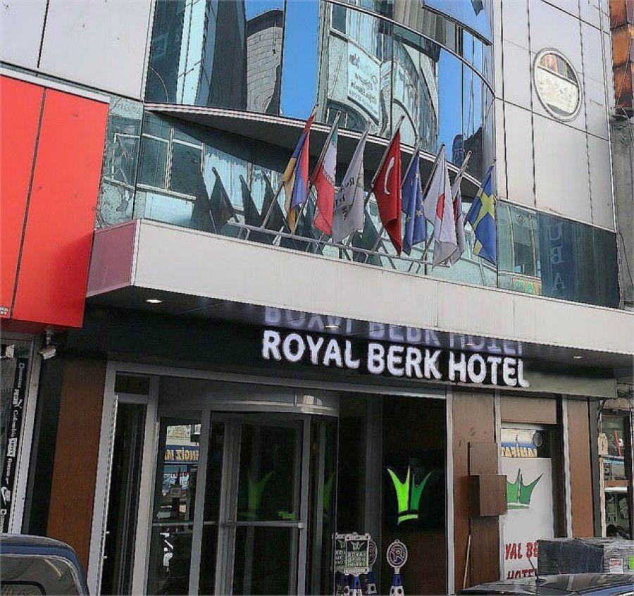 قیمت هتل های 4 ستاره وان - هتل رویال برک وان Royal Berk Hotel