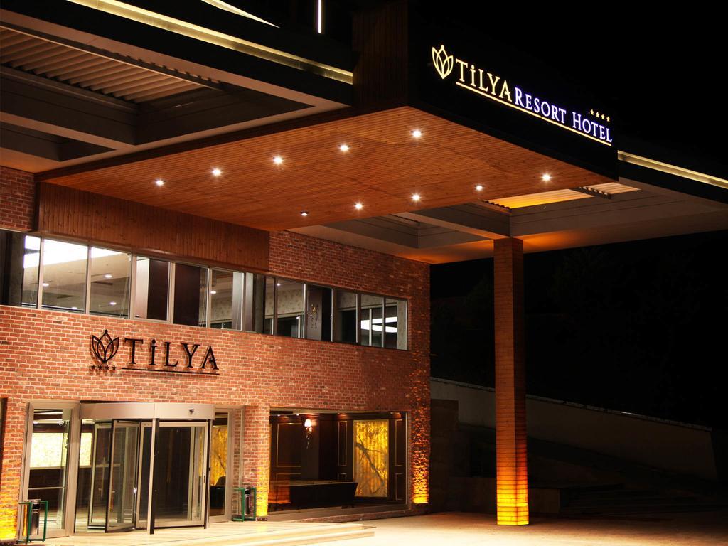 کمترین نرخ هتل در تربزون در هر شب - هتل تیلی ریزورت ترابزون TILY RESORT HOTEL