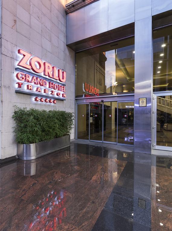 لیسن هتل های ترابزون - زورلو گرند هتل ترابزون Zorlu Grand Hotel