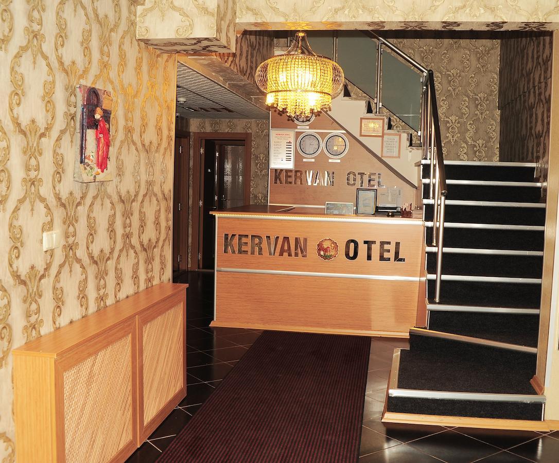 رزرو هتل در وان - هتل کروان وان Kervan Hotel