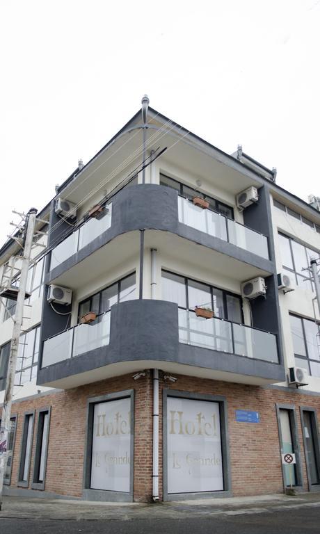 هتل ال ای گرانده تفلیس Le Garde Hotel- بهترین هتل 3 ستاره در تفلیس