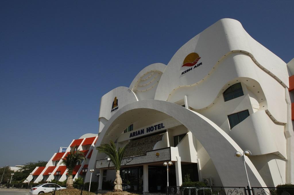 ارزانترین نرخ هتل آریان کیش