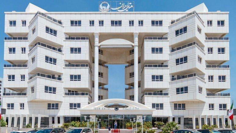 اقامت در هتل ایران کیش