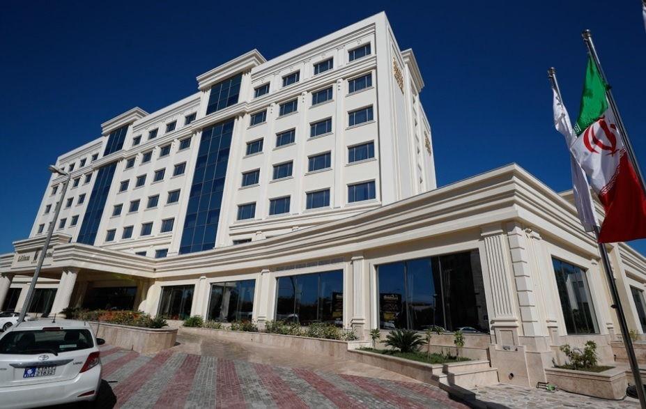 رزرو هتل لیلیوم کیش با کمترین قیمت