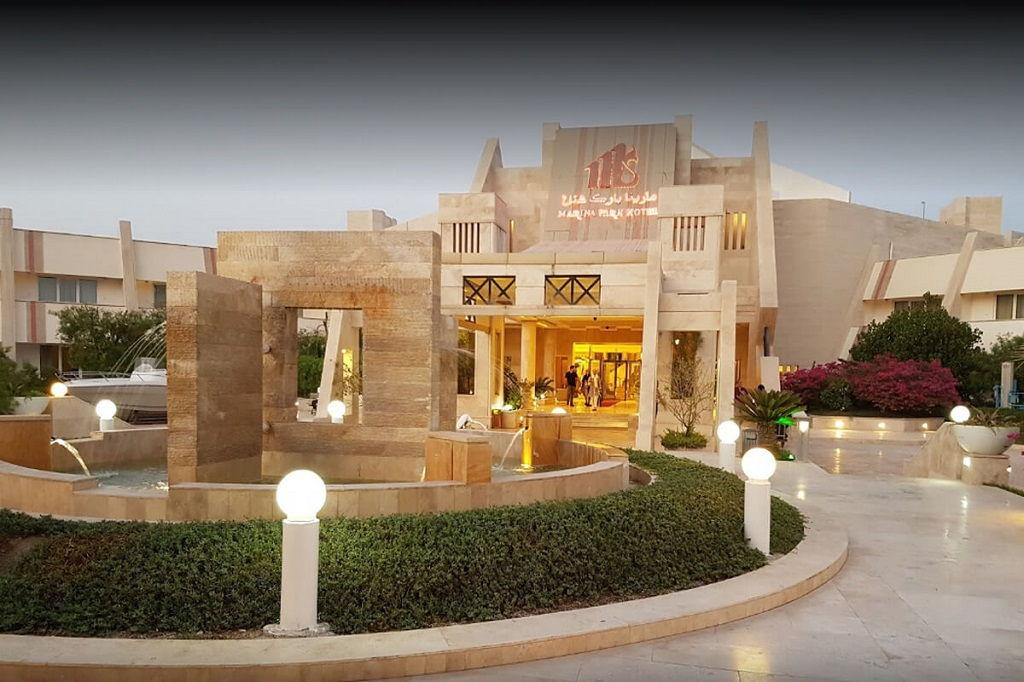 قیمت هتل مارینا پارک کیش