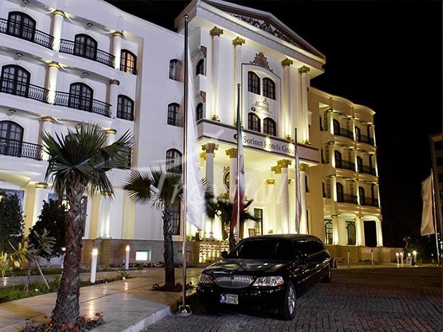 هزینه هتل مریم کیش