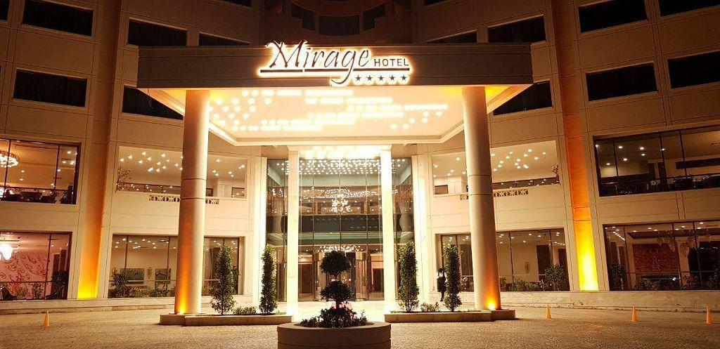 کیفیت هتل میراژ کیش