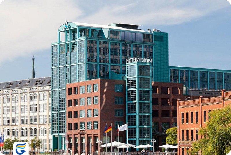 هتل آمرون آبیون اسپریبوگن برلین - کارگزار رسمی هتل های برلین
