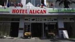 هتل علی خان ازمیر