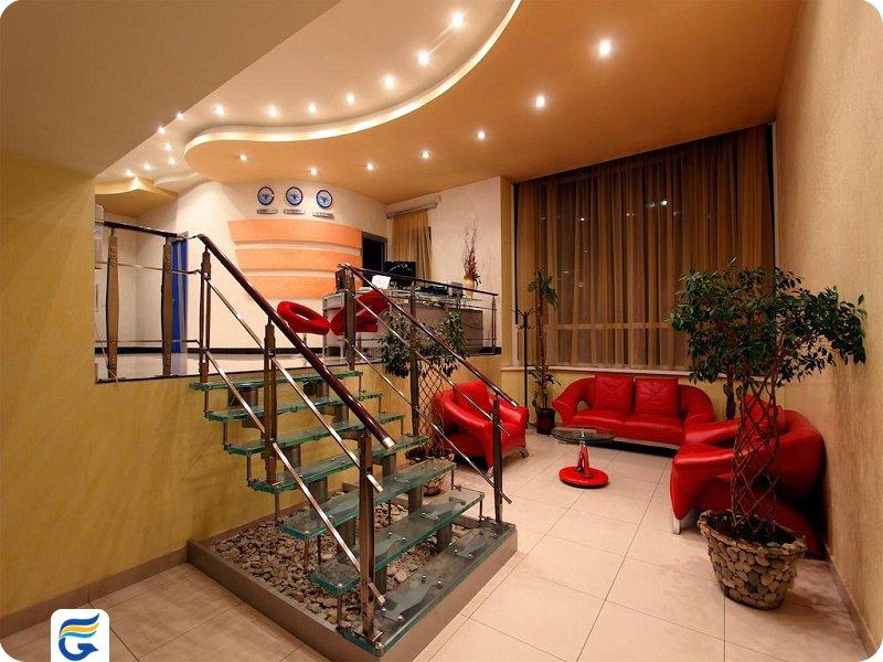 بهترین هتل های ایروان ارمنستان