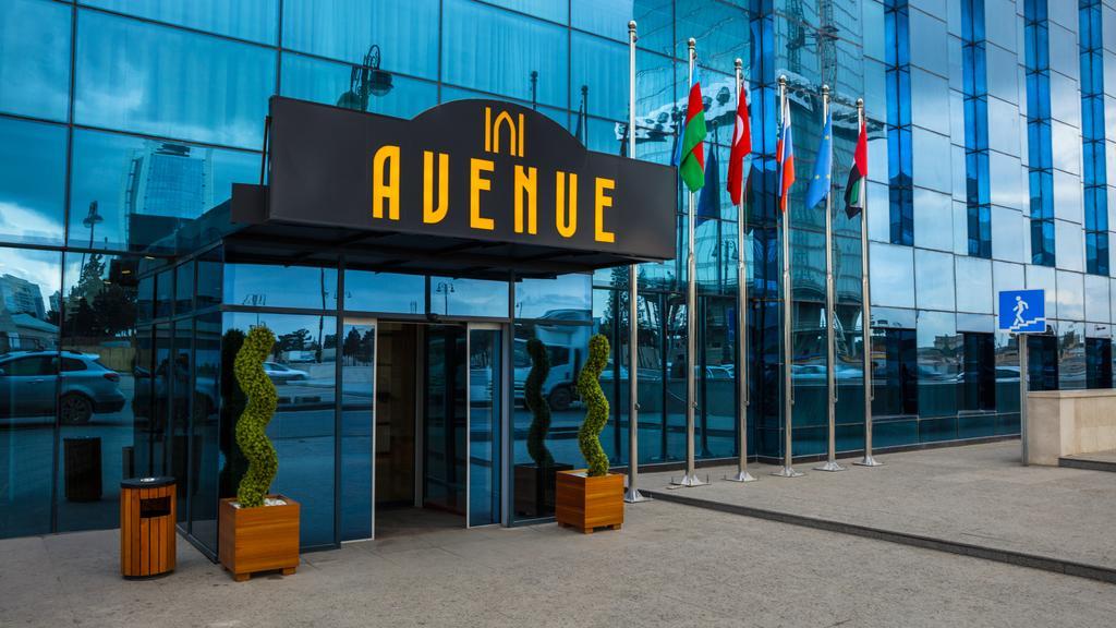 هتل اونیو باکو Avenue Hotel Baku- کنسل کردن هتل های باکو