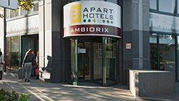 هتل آپارتمان آمبیوریکس بروکسل