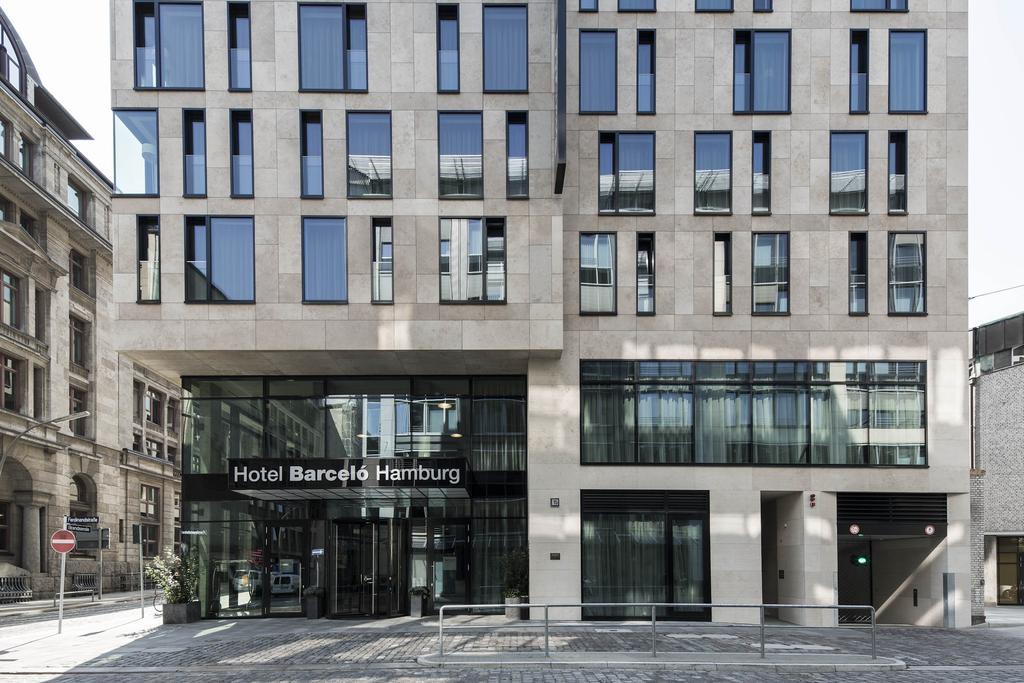 هتل بارسلو هامبورگ - بهترین هتل 4 ستاره هامبورگ