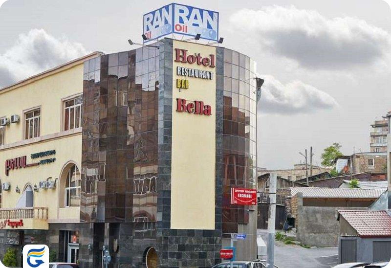هتل های 3 ستاره ارمنستان