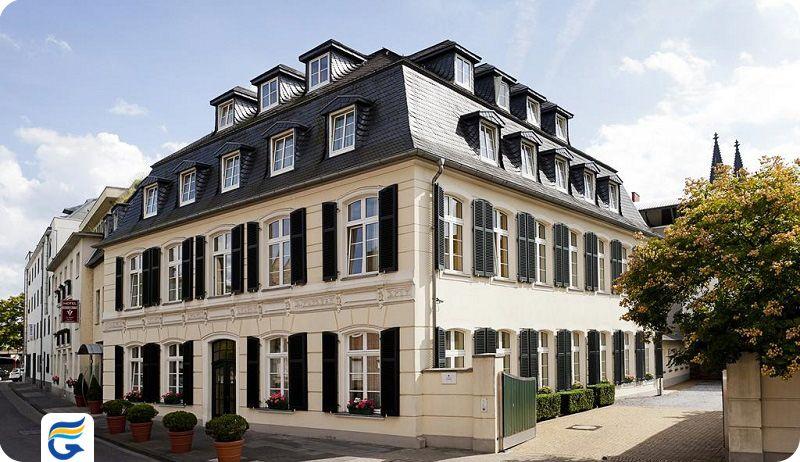 هتل کلاسیک هارمونی کلن - رزرو رایگان هتل برای سفارت و ویزا آلمان کلن