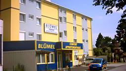 هتل آپارتمان کامفورت گراتس
