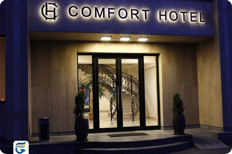 هتل های ارمنستان 4 ستاره