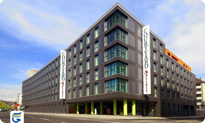 هتل کورتیارد بای ماریوت کلن - گارانتی هتل های کلن