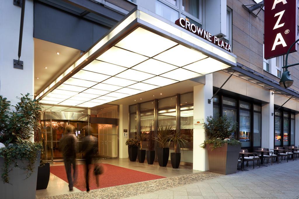 هتل کرون پلازا برلین - بهترین هتل های 4 ستاره برلین