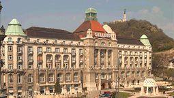 هتل گلرت بوداپست